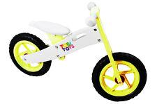 Tobi Juguetes Niños De Madera equilibrio Bicicleta / Running Bici / Primera Bicicleta Etc RRP £ 35