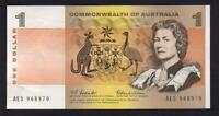 Australia R-71 (1966) 1 Dollar - Coombs/Wilson..  UNC