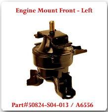 A6556 ENGINE MOUNT FRONT LEFT FITS: EL1997-2000 CIVIC1996-2000 CR-V 1998-2001