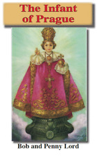 Infant of Prague Minibook,by Bob and Penny Lord