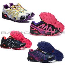 Velocidad 3 Zapatillas de Moda para Mujer Zapatos Para Senderismo Para Trail Runnin Atlético Pro