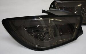 LED BAR RÜCKLEUCHTEN HECKLEUCHTEN BLACK SEAT IBIZA 6J 08- LED BLINKER LIGHTBAR