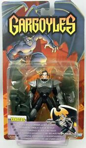 "Gargoyles - Kenner - Xanatos ""Black Armor"""
