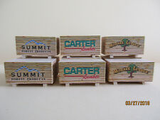 S Scale  Plywood/Lumber (9) Count  Dcp