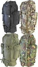 CADET RUCKSACK 60 LITRE KOMBAT ARMY BACKPACK MILITARY BERGEN CAMPING HIKING BAG
