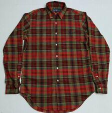Polo Ralph Lauren Lumber Jack Plaid shirt, Classic Fit, Small