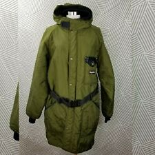 Vintage Refrigiwear Coa Winter Hooded Parka mens size XL Heavy insulated hunting