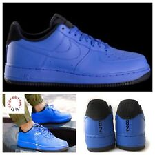 "NIKE SZ 15 AIR FORCE One AF1 ""1982"" Low Jordan Foamposite Blue/Black NBA RT SF1"