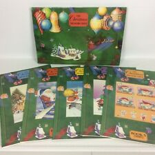The Christmas Treasure Chest 1992 Giant Picture Books Set of 5 Classics