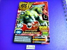 Animal Kaiser Evolution Evo Version Ver 7 Ultimate Card (A196E: Admiral Eraser)