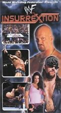 WWF: InsurreXtion 2001 [VHS]