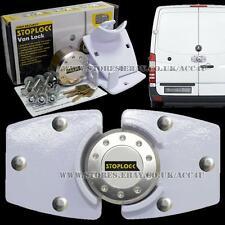 Stoplock White Van High Security Anti Theft Rear Or Side Door Lock Hasp Padlock