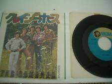 THE OSMONDS 45T PRESSAGE JAPON CRAZY HORSES/THAT'S MY GIRL.