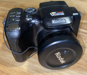 Kodak EasyShare Z712 IS 7.1MP Digital Camera-PARTS ONLY NOT WORKING-C24