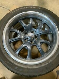 """18"""" Wheel with Goodyear Tire 275/40/R18"""