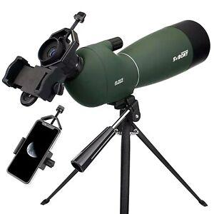 Professional 75x Zoom Waterproof Astronomical Telescope Monocular + Phone Mount