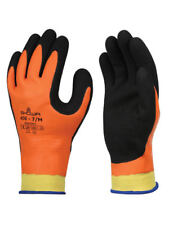 1 pair XLARGE Showa Atlas 406 insulated gloves cold weather work gloves