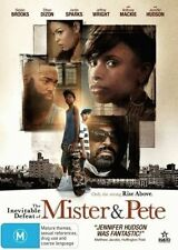 The Inevitable Defeat Of MISTER And PETE DVD BRAND NEW RELEASE TOP 1000 MOVIE R4