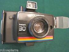 Macchina fotografica vintage Polaroid land camera Istant 30 Istant30 9,4/112