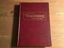 "VTG Songbook "" New Songs of Inspiration Number Eight ""(1970-Hardcover) John T. B"