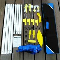 Portable Badminton Volleyball Tennis Net Set with Stand/Frame Carry Bag