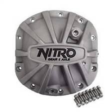 NITRO DIFFERENTIAL Xtreme Aluminum Cover for Dana 30 Jeep Wrangler YJ TJ JK XJ