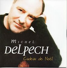 CD Michel DELPECH Cadeau de Noel (1999) - Mini LP Réplica - 13-track Card sleeve