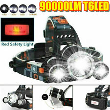 T6 LED Rechargeable Headlamp Headlight Flashlight Head Torch MO