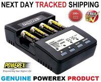 MAHA PowerEx MH-C9000 WizardOne Smart Charger NiMH AA AAA chargeur intelligent