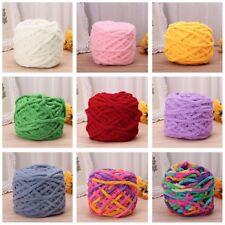 100g/ball Cotton Hand Knitting Yarn Chunky Woven Bulky Crochet Worested DIY