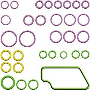 1321409 GPD A/C AC O-Ring and Gasket Seal Kit New for Mercedes E Class ML SL SLK