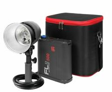 Jinbei Fl II 500 Freelander Studio Flash Akkublitz 400Ws - Display Item