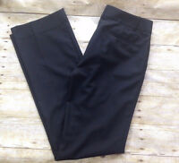 New NWT J. Crew 1035 Trouser Dress Pants Super 120s Wool Black 27685 Pick Size