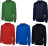 Mens Kids Boys Knitwear Sweater Jumper Pullover V Neck Long Sleeve Sweatshirt