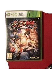 Street Fighter X Tekken (Microsoft Xbox 360, 2012) - version européenne