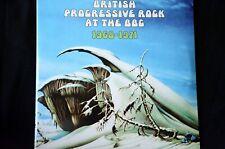 "British Progressive Rock At The BBC 1968 - 1971 12"" Double Vinyl LP New + Sealed"