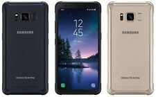Samsung Galaxy S8 Active - G892A Gold Gray (Factory GSM Unlocked AT&T / T-Mobile