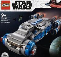 Disney Parks Galaxy's Edge LEGO Star Wars 75293 NO FIGURES Resistance Transport
