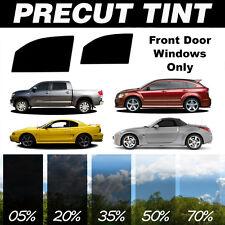 PreCut Window Film for Jeep Wrangler 97-06 Front Doors any Tint Shade
