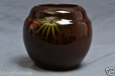 Cambridge Pottery Planter with Palms (Shape 225) 1895-1917