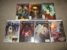 [set] Gotham by Midnight #1-12 + Annual DC New 52