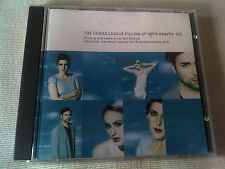 THE HUMAN LEAGUE - FILLING UP WITH HEAVEN - UK CD SINGLE - PART 1