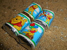 GLOSSY WINNIE THE POOH BEAR HERSHEY NUGGET WRAPPERS BIRTHDAY PARTY FAVORS