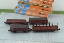 Roco Rolling Stock Lot N Scale