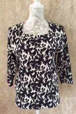 4a4b662b689e Kim Rogers Animal Print Petites Tops & Blouses for Women | eBay