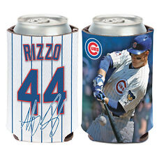 Anthony Rizzo Chicago Cubs Can Cooler 12 oz. Koozie