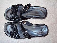 Women's Dansko Slip On Sandals Size 39 In Used Condition