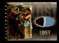 Lost Revelations PW-9 Evangeline Lilly Josh Holloway Dual Pieceworks Costume Car