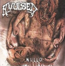 AVULSED - NULLO (THE PLEASURE OF SELF-MUTILATION) [BONUS TRACKS] NEW CD