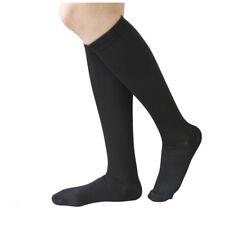 1 Pair Compression Socks Anti Fatigue Black for Men EU 38-42 C1K4